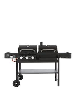 Very  Dual Fuel Combi Grill Bbq