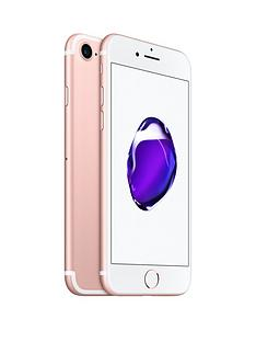 Apple iPhone 7, 128Gb - Rose Gold