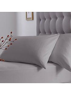 silentnight-supersoftnbspbrushed-cotton-fitted-sheet-double