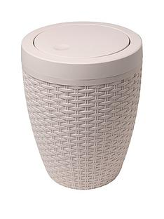 addis-faux-rattan-swing-lid-bathroom-bin