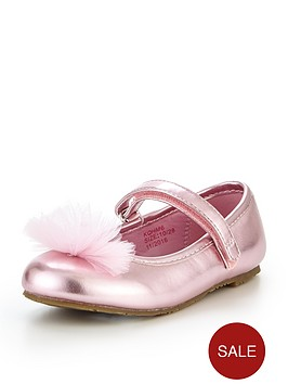 mini-v-by-very-nell-younger-girls-frill-detail-occasion-shoe