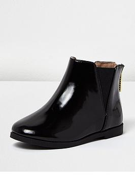 river-island-mini-girls-patent-chelsea-boots