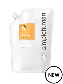 simplehuman-1-lt-refill-hand-soap-mandarin-orange