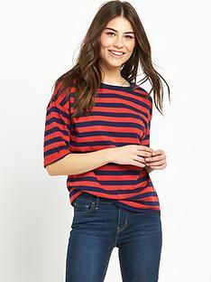 levis-sutro-stripe-t-shirt-bluescarlet