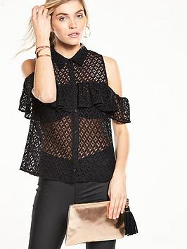 v-by-very-lace-ruffle-blouse
