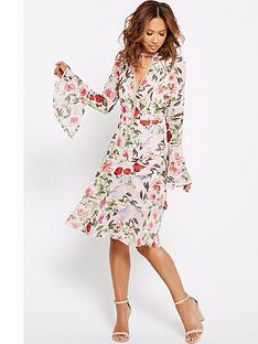 myleene-klass-flounce-tiered-midi-dress