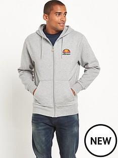 ellesse-zip-through-hoodie