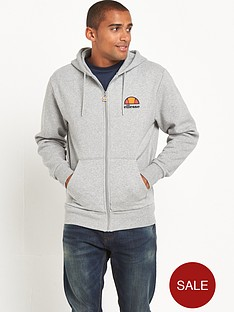 ellesse-zip-through-hoodie