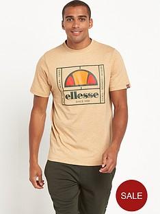 ellesse-dermetrio-logo-t-shirt