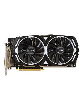 msi-nvidianbspgeforce-gtx-1060-armornbsp3gbnbspocv1-gddr5-pci-express-graphics-card