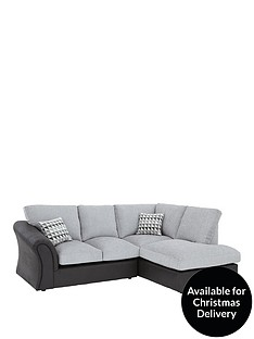 linear-right-hand-standard-back-compact-corner-chaise-sofa