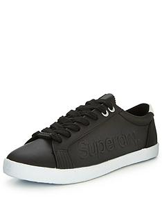 superdry-super-sleek-logo-low-plimsoll