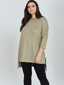 girls-on-film-curve-gold-knit