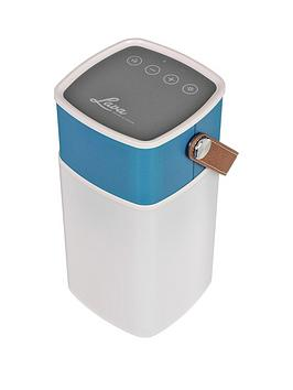Lava Brightsounds 2 Portable Bluetooth Wireless Speaker Lamp  Teal
