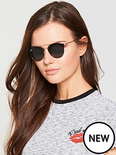 ray-ban-raised-bar-round-sunglasses