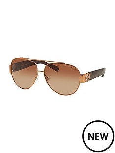 michael-kors-logo-aviator-sunglasses