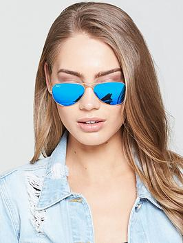 Ray-Ban Ray-Ban Aviator Sunglasses - Gold Picture