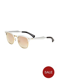 ray-ban-clubmaster-flash-lense-sunglasses