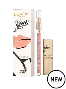 loreal-paris-l039oreacuteal-paris-kristina-bazan-lip-kit