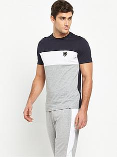 antony-morato-colour-block-tshirt