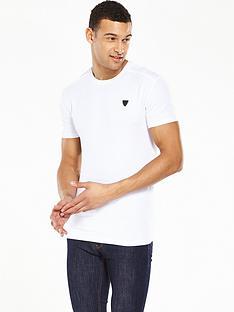 antony-morato-badge-logo-tshirt