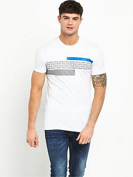 Antony Morato Writing Tshirt