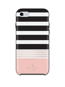 kate-spade-new-york-new-york-stripe-2-protective-hardshell-fashion-case-for-iphone-7-blackrose-gold