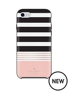 kate-spade-new-york-stripe-2-protective-hardshell-fashion-case-for-iphone-7-blackrose-gold
