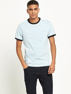 farah-ally-short-sleeve-stripe-t-shirt