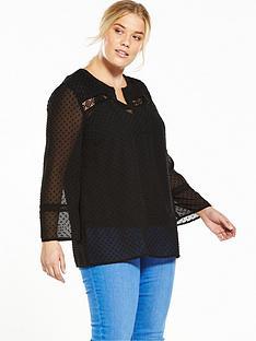 so-fabulous-crochet-trim-dobby-blouse