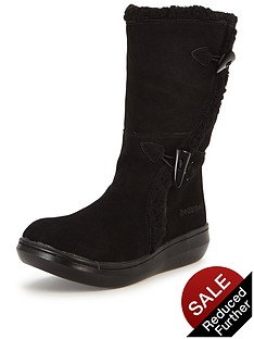 rocket-dog-slope-shearlingnbsplined-calf-boots-black