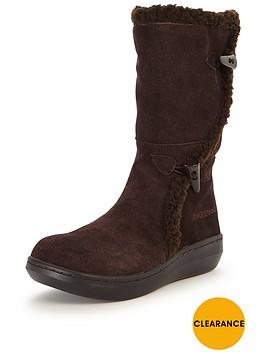 rocket-dog-slope-shearlingnbsplined-calf-boots-chocolate