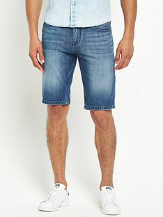 calvin-klein-jeans-slim-denim-shorts