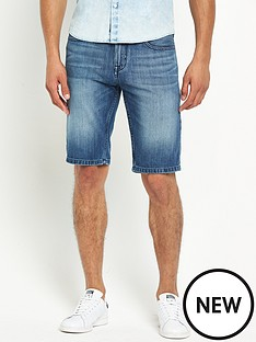 calvin-klein-jeans-slim-denim-shorts