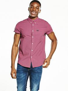 lee-button-down-short-sleeve-shirt