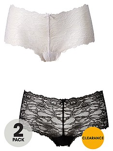 dorina-laylanbsp2-pack-lace-brief-whiteblack