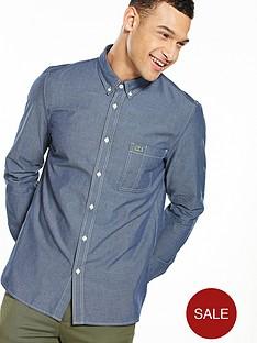 lacoste-sportswear-long-sleeve-chambray-shirt