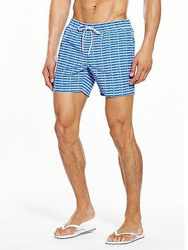 Lacoste Sportswear Logo Swim Shorts
