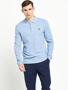 lyle-scott-long-sleeve-polo-shirt