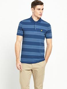 lyle-scott-stripe-polo-shirt