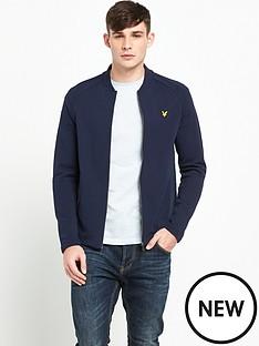 lyle-scott-seam-pocket-bomber-jacket