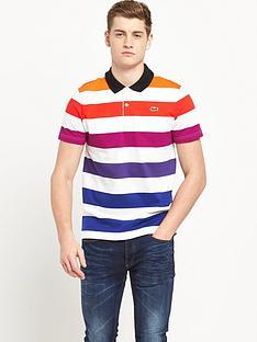 lacoste-sport-multicolour-stripe-pol