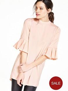 v-by-very-pleat-sleeve-tunic
