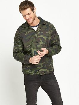 Denim & Supply  Ralph Lauren Camo Windbreaker Jacket