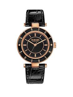 versus-versace-versus-versace-logo-black-dial-black-leather-strap-ladies-watch