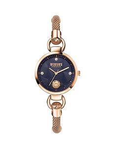 versus-versace-versus-versace-roslyn-blue-dial-rose-tone-mesh-bracelet-ladies-watch
