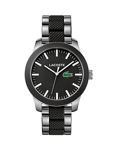 lacoste-lacoste-212-black-dial-stainless-steel-bracelet-mens-watch