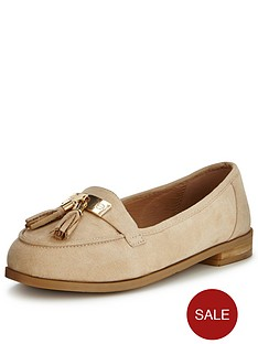 v-by-very-lynda-extra-wide-fit-tasseled-loafer-nude
