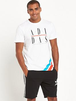 Adidas Originals Courtside TShirt