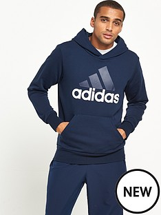 adidas-essential-linear-logo-pullovernbsphoodie